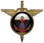 150px-Insigne_régimentaire_du_6e_RPIMa