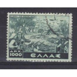 grece-1947-parachutistes-en-crete-timbre-oblitere-1036711385_ML