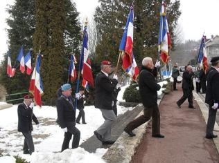 porte-drapeaux