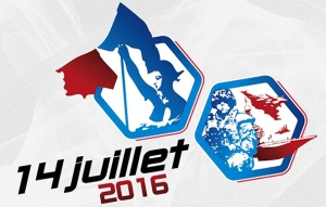 Logo 14 juillet 2016