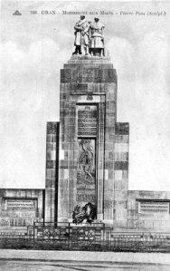 Monument-aux-Morts-Oran